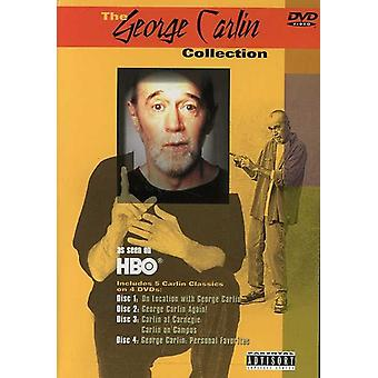 George Carlin - George Carlin samling [DVD] USA import