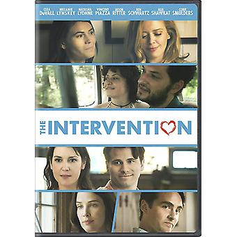 Intervention [DVD] USA import