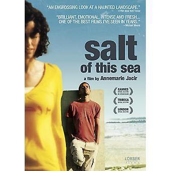 Sal de importación de Estados Unidos este mar [DVD]
