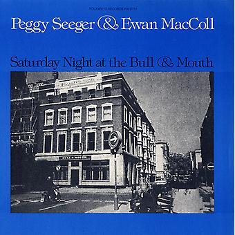 Maccoll/Seeger - Saturday Night at the Bull & Mouth [CD] USA import