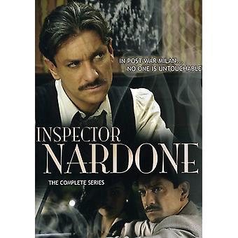 Inspector Nardone [DVD] USA import