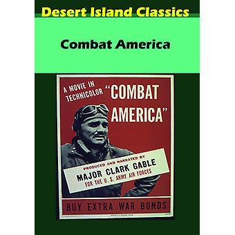 Combat America [DVD] USA import
