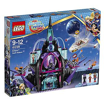 Lego DC Super held meisjes Eclipso donker Palace
