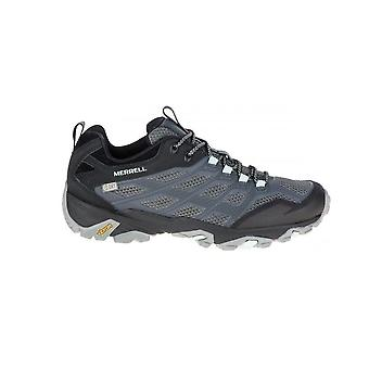Merrell Womens Moab FST Lo WP Shoes Granite