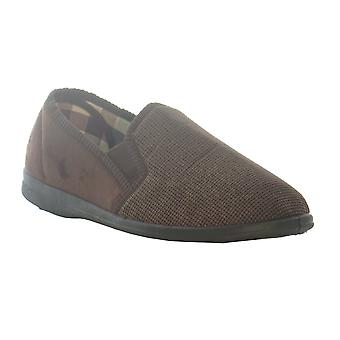 Sleepers Mens Slipper Harry Brown