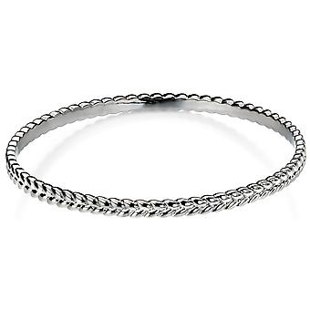 925 Silver Plated Rhodium Bracelet