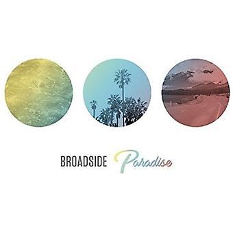 Costado - Paradise [CD] USA importar