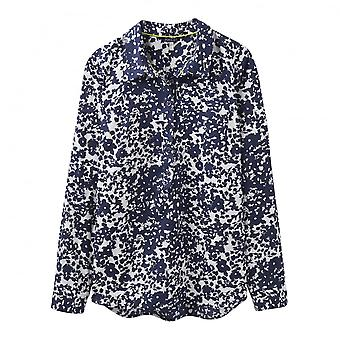 Joules Charlotte Printed Pop Over Shirt (V)