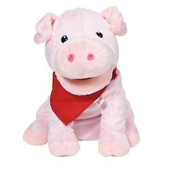 Goki Hand puppet pig Snelly (Toys , Preschool , Theatre And Puppets)