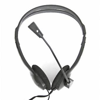 Omega Party Headset sort Fis1010