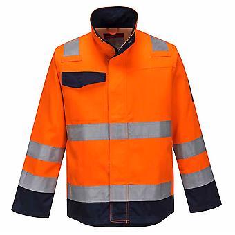 PORTWEST - Modaflame RIS Hi-Vis sicurezza Workwear giacca