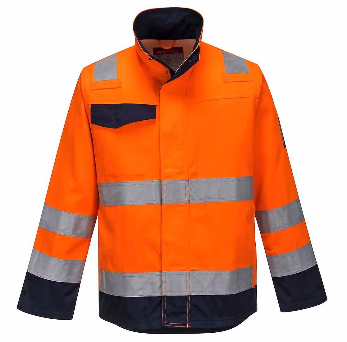 Portwest - Modaflame RIS Hi-Vis Safety Workwear Jacket