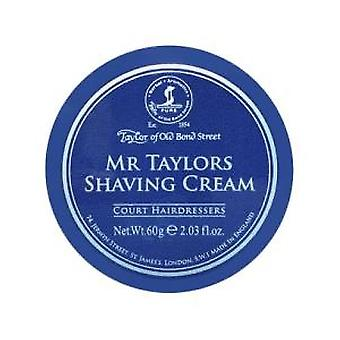Taylor of Old Bond Street Travel Mr Taylor's Shaving Cream (60g)