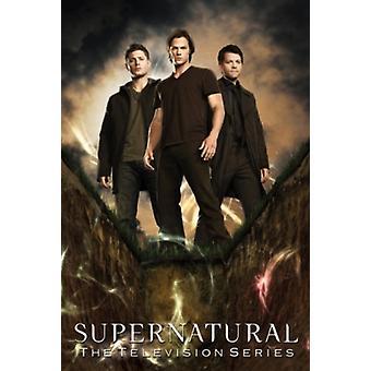 Übernatürliche Plakat Poster drucken