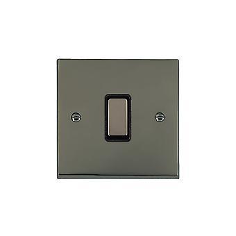 Hamilton Litestat Cheriton Victorian Black Nickel 1g 250W M-Way Touch Mast BK/BL