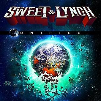 Sweet & Lynch - samlet [CD] USA importerer