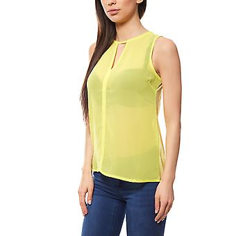 Rick cardona by heine Blusen top casual look ladies blouse yellow
