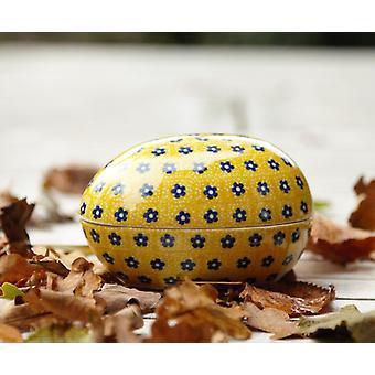 Box J-3364 as egg, 13 x 10 x 10 cm, 20 tradition, BSN