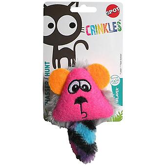 Agrobiothers Crinkle Face Cat Toy (Gatos , Juguetes , Varitas)