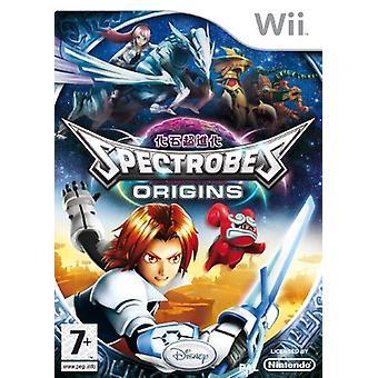 Spectrobes-Ursprung (Wii)