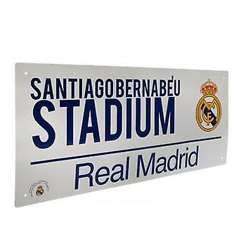 Real Madrid Street Logg