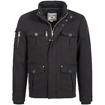 Lonsdale mens jacket ash Vale