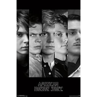 American Horror Story - Peters Poster Print