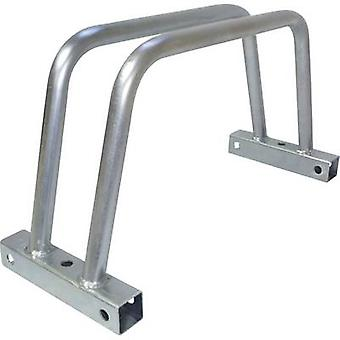 VISO VELO1 Cycle stand No. of parking spaces=1 Steel Silver