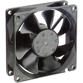 NMB Minebea 3115PS-12W-B30 aksial fan 115 V AC 54 m³/t (L x b x H) 80 x 80 x 38 mm