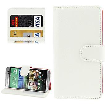 Handyhülle für Handy HTC One mini 2 Weiß