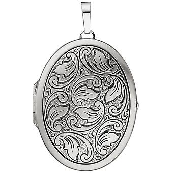 925 /-s Medallion Medallion silver oval medallion of costumes costume jewelry silver