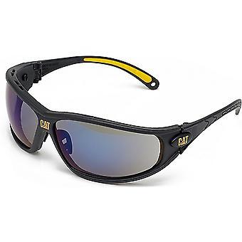 Caterpillar apripista Mens Workwear protettivo occhiali di sicurezza grigio