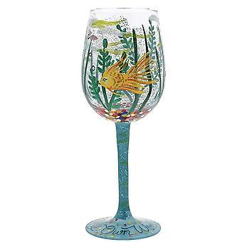 自分の世界ではロリータ ワイングラス