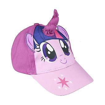 My Little Pony Twilight Sparkle Keps Premium One Size Lila
