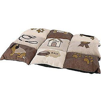 Trixie Dogs Patchwork Blanket 55x40 cm (Dogs , Bedding , Blankets and Mats)