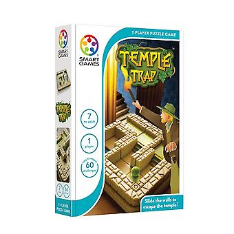SmartGames Temple Trap - One Player 3D Puzzle Brain Teaser