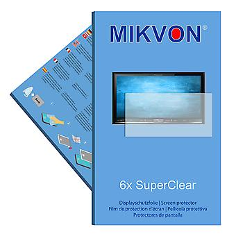 Pioneer AVIC-F60DAB screen protector- Mikvon films SuperClear