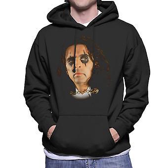 TV Times Alice Cooper Rock Singer Men's Hooded Sweatshirt