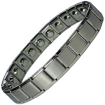 MPS® PYTHON Wide Classic Expanding Magnetic Bracelet (No Clasp)