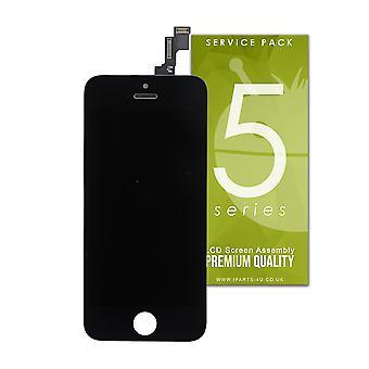 Premium-Qualität Ersatz für iPhone 5 s LCD Bildschirm - schwarz
