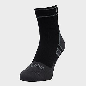 New Bridgedale Men's Stormsock Lightweight Ankle Socks Grey