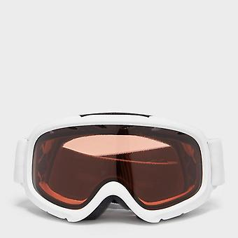New Smith Kids Gambler Air Ski Gafas Snowsports Equipo de esquí blanco