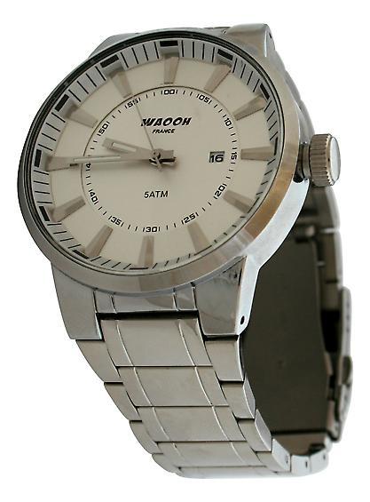 Waooh - zeigt Waooh 8001P - Armband Silber