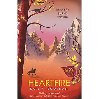 Heartfire (Main) by Kate A. Boorman - 9780571313761 Book