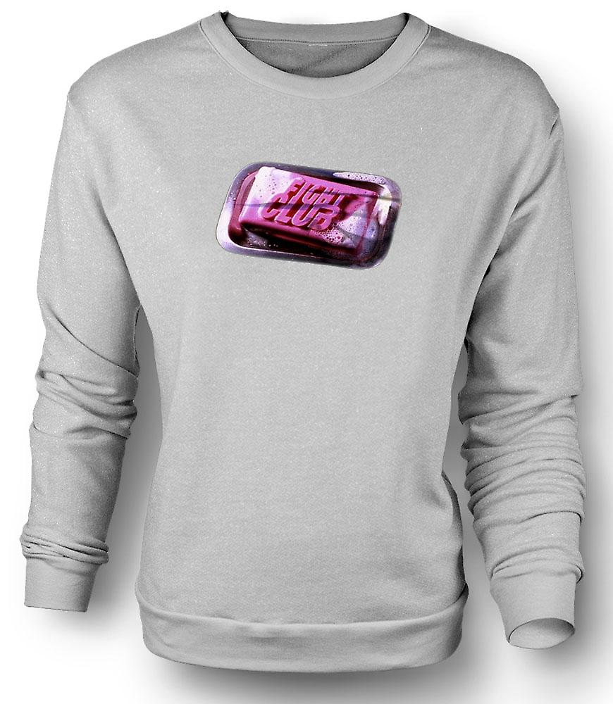 Mens Sweatshirt Fight Club - Soap - Film