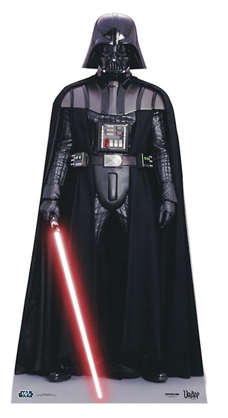 Darth Vader - Star Wars Lifesize Figura de cartón / espectador de pie