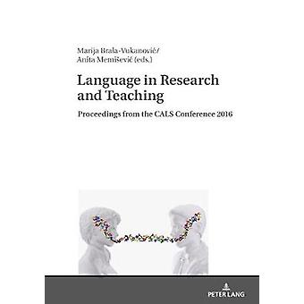 Language in Research and Teaching - Proceedings from the CALS Conferen