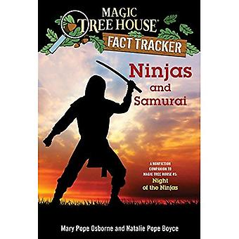 Ninjas and Samurai: A Nonfiction Companion to Magic Tree House #5: Night of the Ninjas (Magic Tree House Fact...