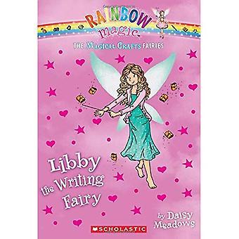 De magische ambachten feeën #6: Libby het sprookje schrijven