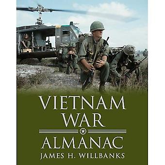 Vietnam War Almanac: Almanacs of American Wars